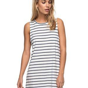 Roxy Just Simply Striped Tank Dress